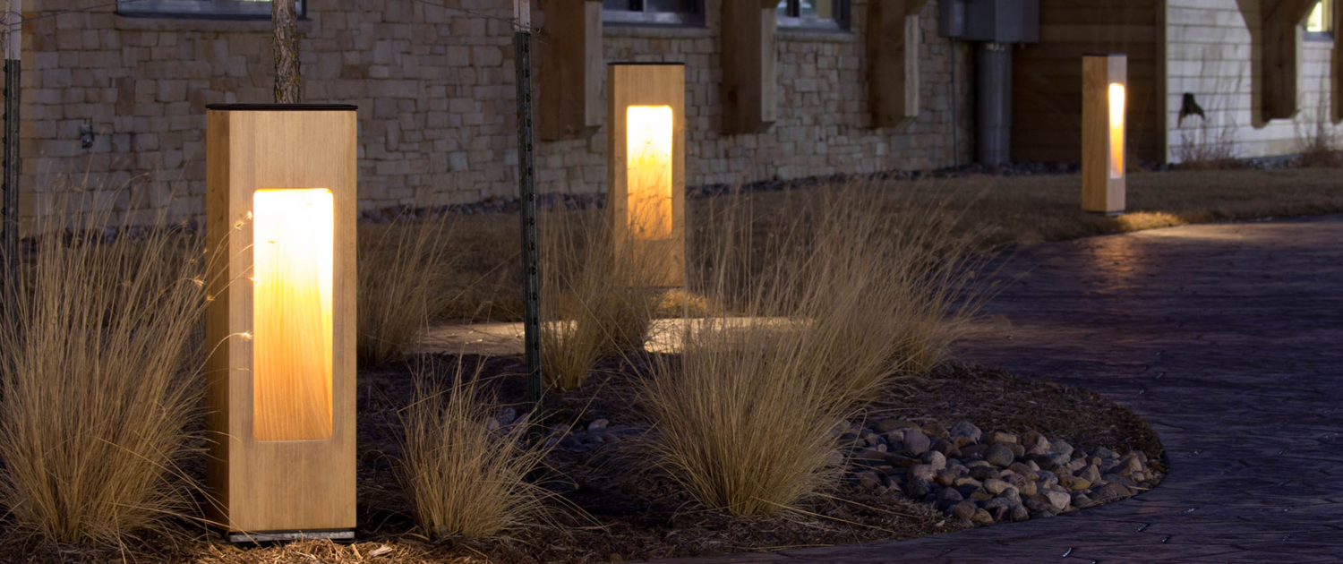 Green Power Pakistan Solar Bollard Lights